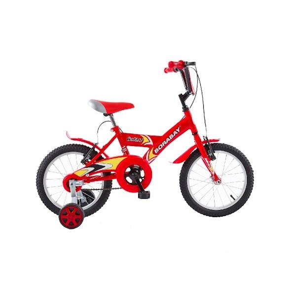 Borabay Galaxy 178 Kırmızı 16 Jant Bisiklet