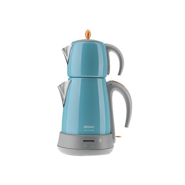 Arzum Ar3019 Caycı Klasik Çay Robotu Mavi  - FIRSAT ÜRÜNÜ