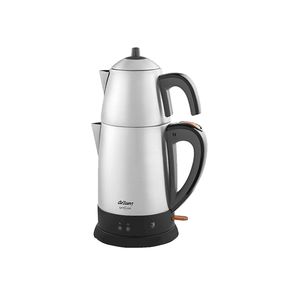 Arzum AR3051 Çaycı Lux Çay Makinesi Paslanmaz Çelik
