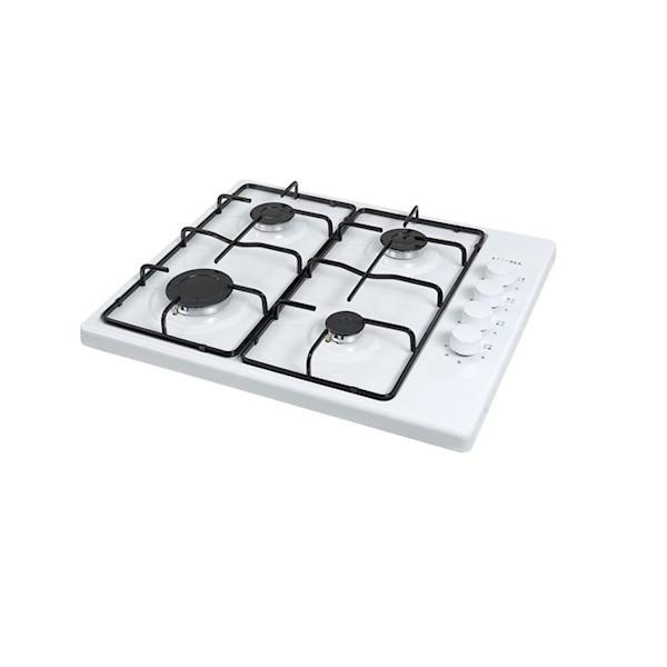 Luxell Lx-420f Beyaz Setüstü Ocak D.gazlı