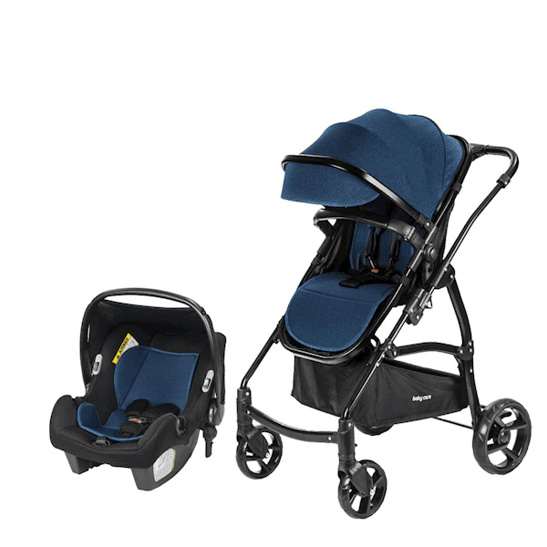 Baby Care Astra Safe Trıo BC-41 Renk H (Oto Koltuklu) Bebek Arabası