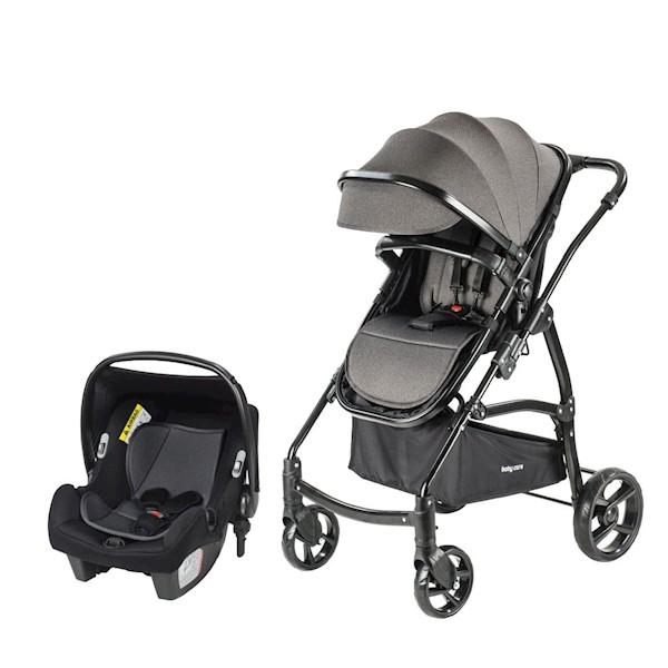 Baby Care Astra Safe Trıo BC-41 Renk S (Oto Koltuklu) Bebek Arabası