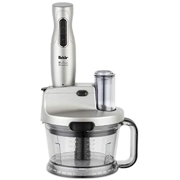 Fakir Mr Chef Quadro Blender Set Silver