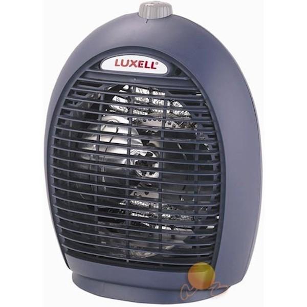 Luxell Lx-6331 Fanlı Isıtıcı Asorti