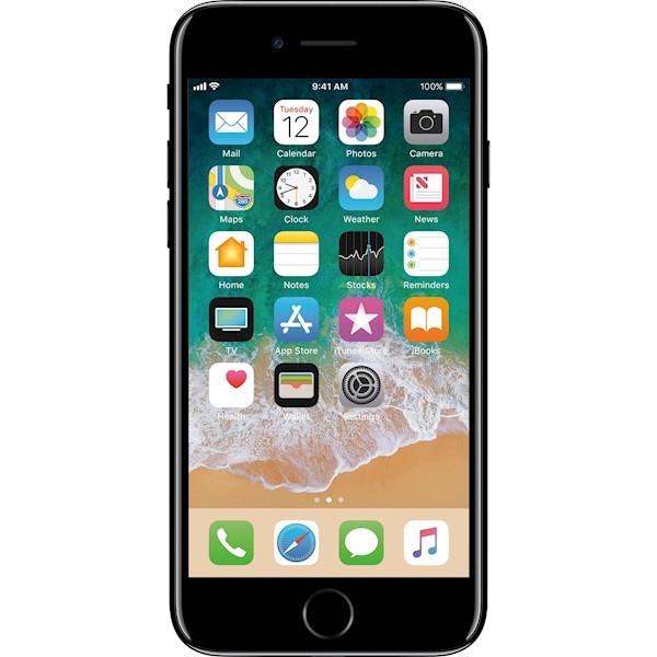 Yenilenmiş Apple Iphone 7 32 GB Cep Telefonu Mat Siyah Mükemmel