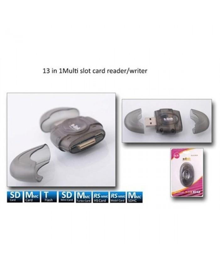 S-Link Slx-Cr25 Micro Usb Card Reader  - FIRSAT ÜRÜNÜ