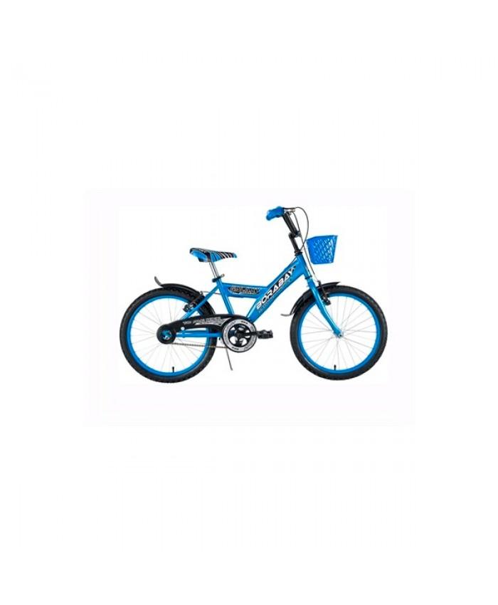 Borabay Galaxy 177 Kırmızı 20 Jant Bisiklet