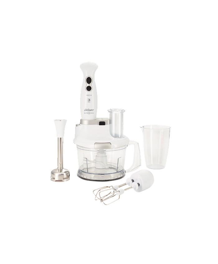 Arzum AR1004 Soprano Max 1000W Multi Blender Seti Beyaz