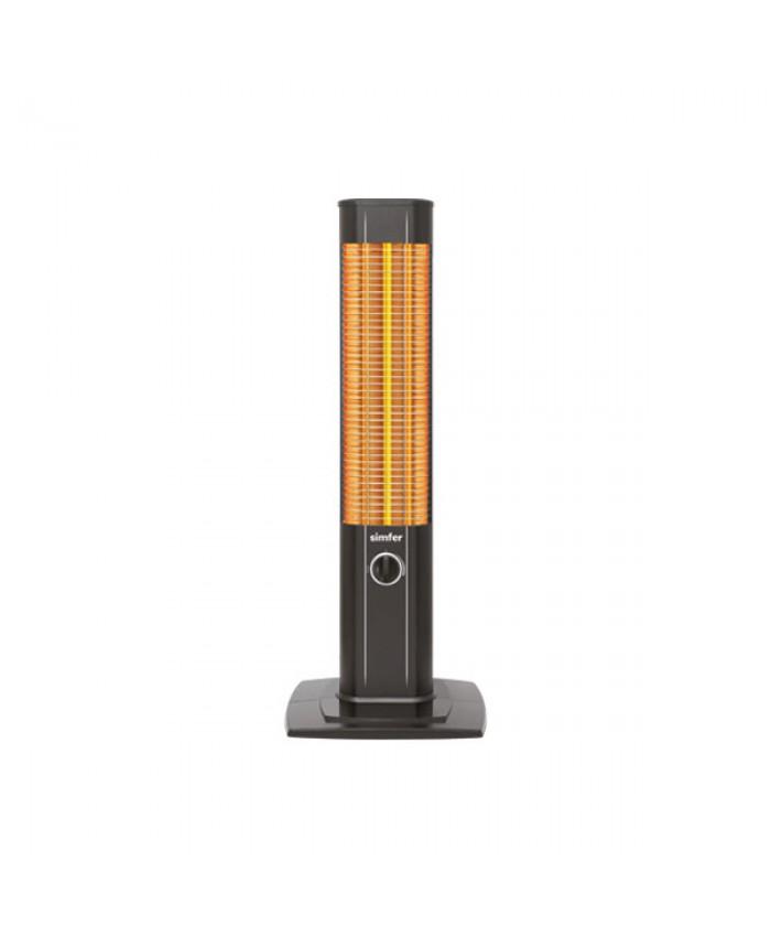 Simfer S 2560 Wtb-Uk 2500W Termostatlı Isıtıcı - FIRSAT ÜRÜNÜ