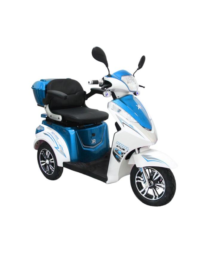 Kral KR-11 Mavi Rey 5000 3 Teker Elektrikli Motorsiklet