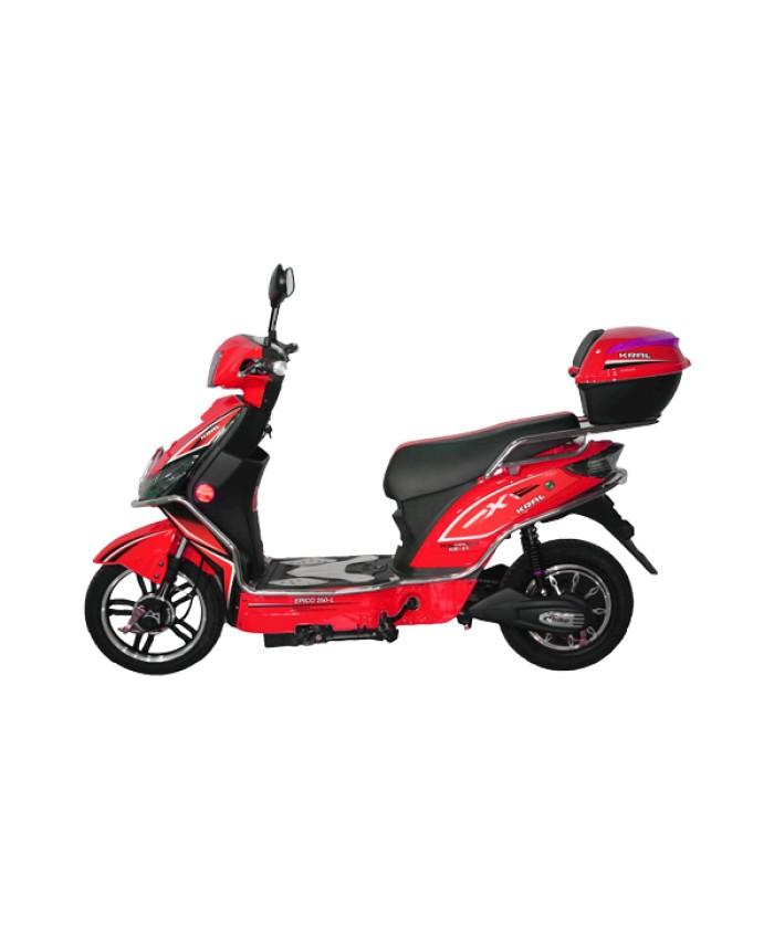 Kral KR-41 Kırmızı Siyah Epico 2500 Elektrikli Motorsiklet