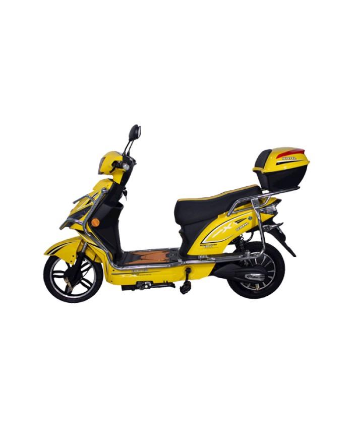 Kral KR-41 Sarı Siyah Epico 2500 Elektrikli Motorsiklet