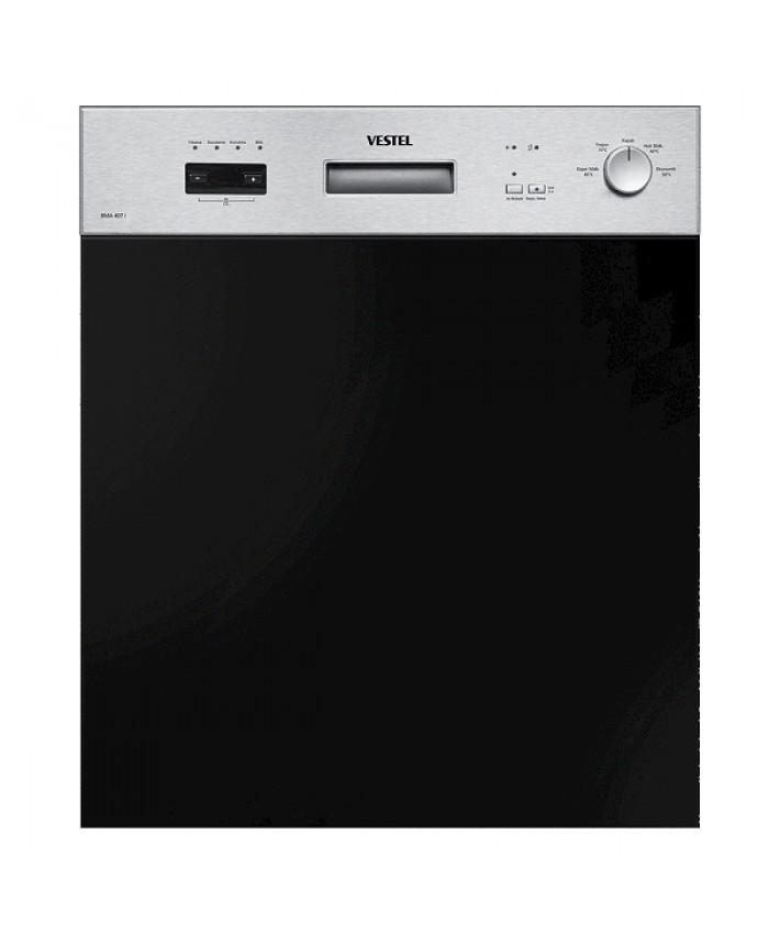 Vestel BMA-407 I / BMA 4201 X A++ Ankastre Bulaşık Makinesi