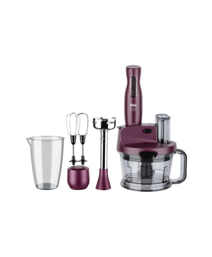 Fakir Mr Chef Quadro Blender Set Violet