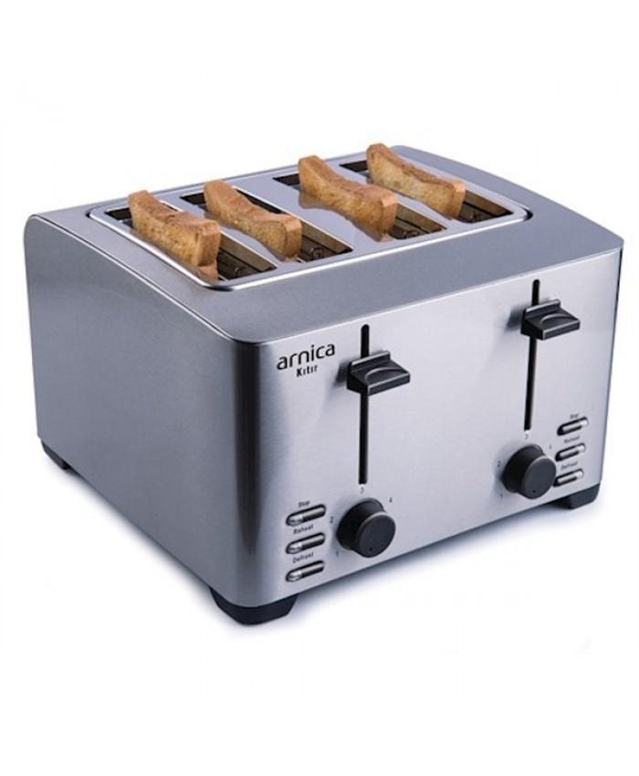 Arnica GH27000 Kıtır Çelik Ekmek Kızartma Makinesi