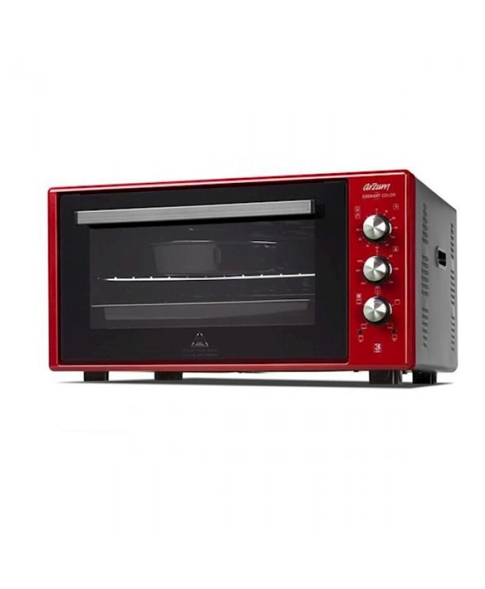 Arzum AR2034 50 Litre Cookart Çift Camlı Fırın Nar