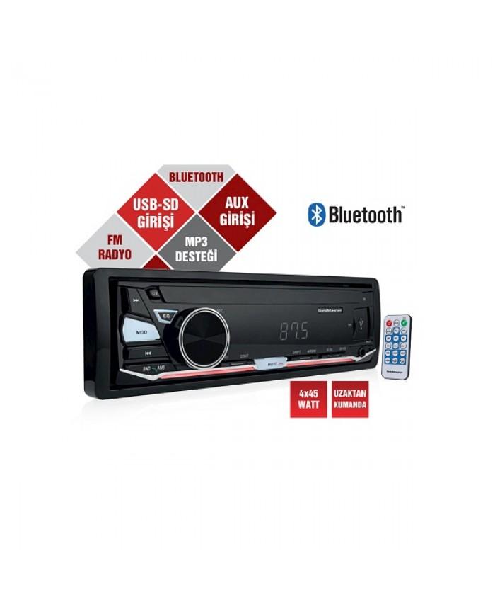 Goldmaster V700 Usb Bluetooth Oto Teyp