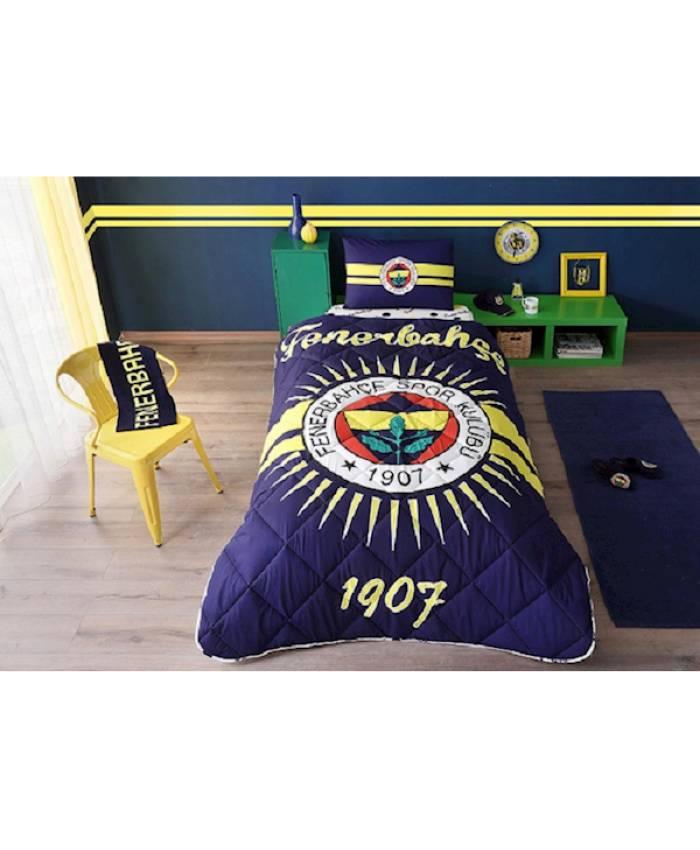 Taç 60185856 Ranforce Fenerbahçe Yorgan Seti