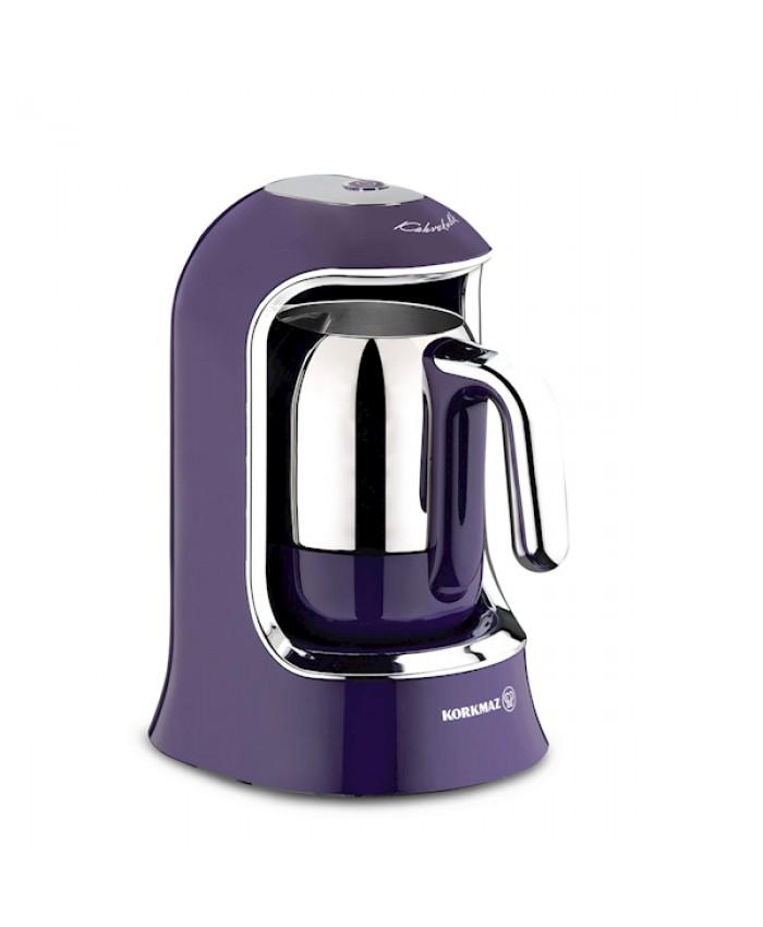 Korkmaz A860-01 Kahvekolik Otomatik Kahve Makinesi Lavanta