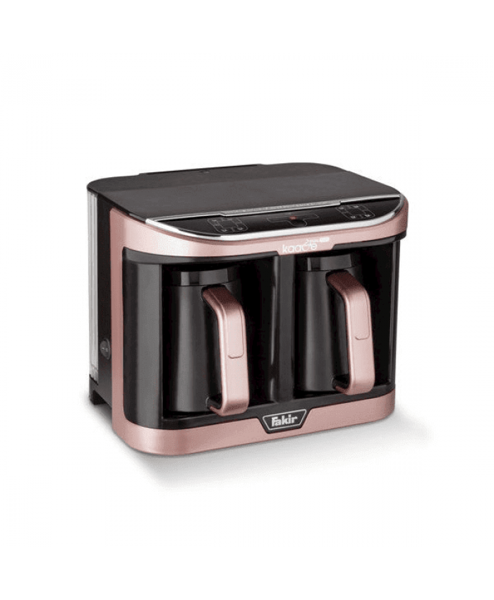 Fakir Kaave Dual Pro 2 li Rose Türk Kahve Makinesi