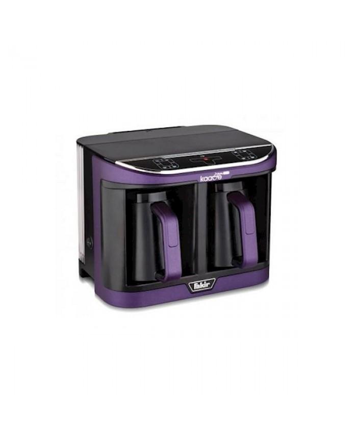Fakir Kaave Dual Pro 2 li Violet Türk Kahve Makinesi