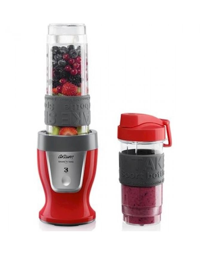 Arzum AR1032 Shake'N Take Kişisel Blender Kırmızı