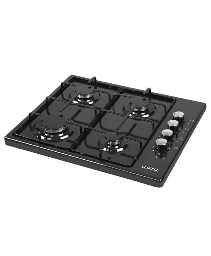 Luxell Lx-420f Siyah Setüstü Ocak D.gazlı