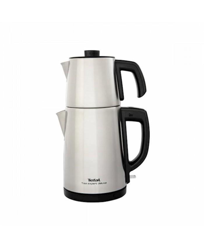 Tefal Tea Expert Deluxe Çelik Demlik Çay Makinesi