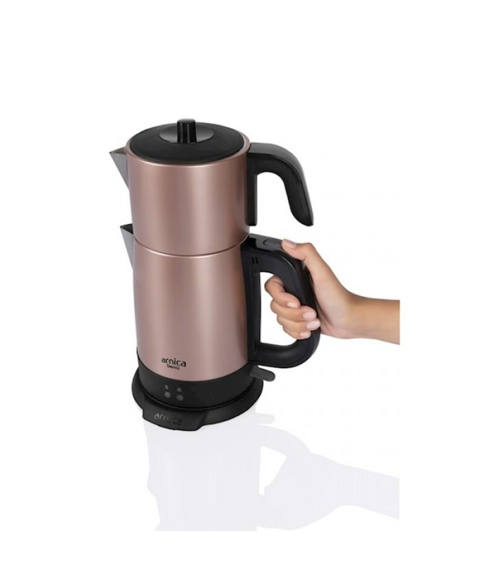 Arnica Demli Çay Makinesi Rose