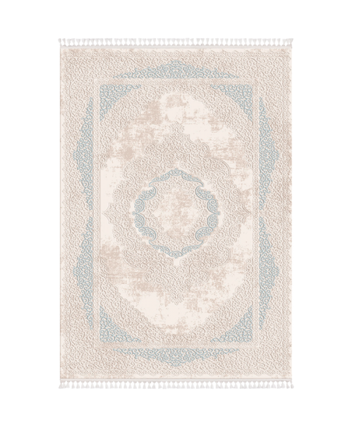 Koza Farahan 45164a Mavı 150x230 Halı