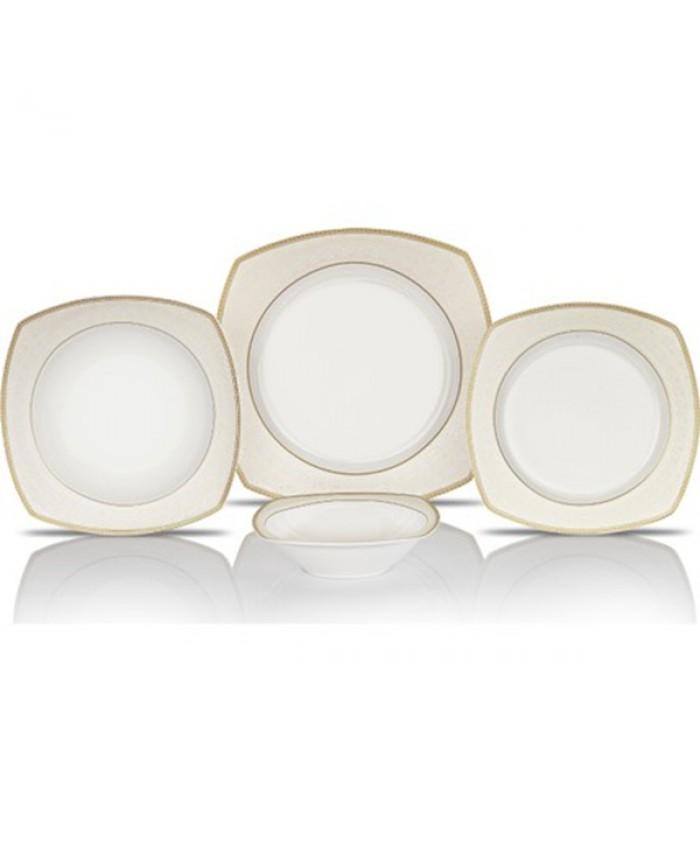 Schafer Elga Porselen Yemek Takımı 24 Prç.- ALT01