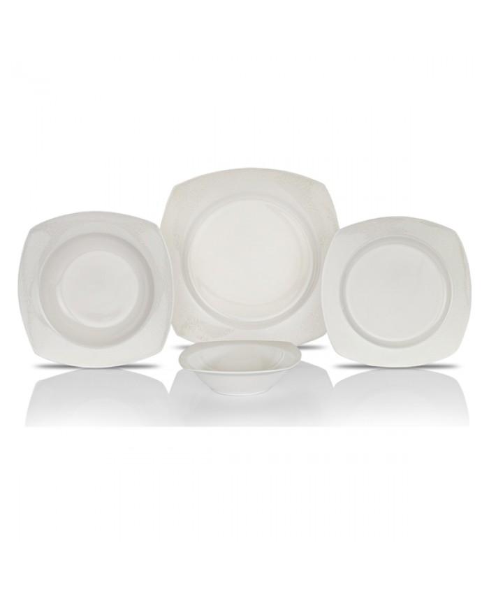 Schafer Elga Porselen Yemek Takımı 24 Prç.- BYZ02