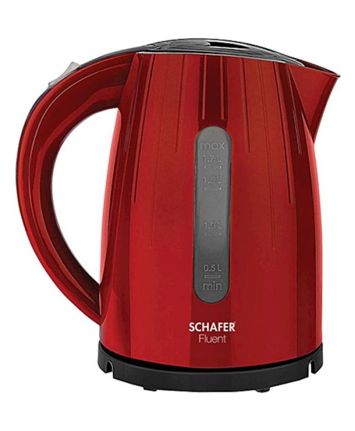 Schafer Fluent Su Isıtıcısı  Kırmızı