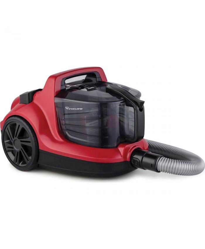 Fakir Veyron İntra Toz Torbasız Elektrikli Süpürge Kırmızı