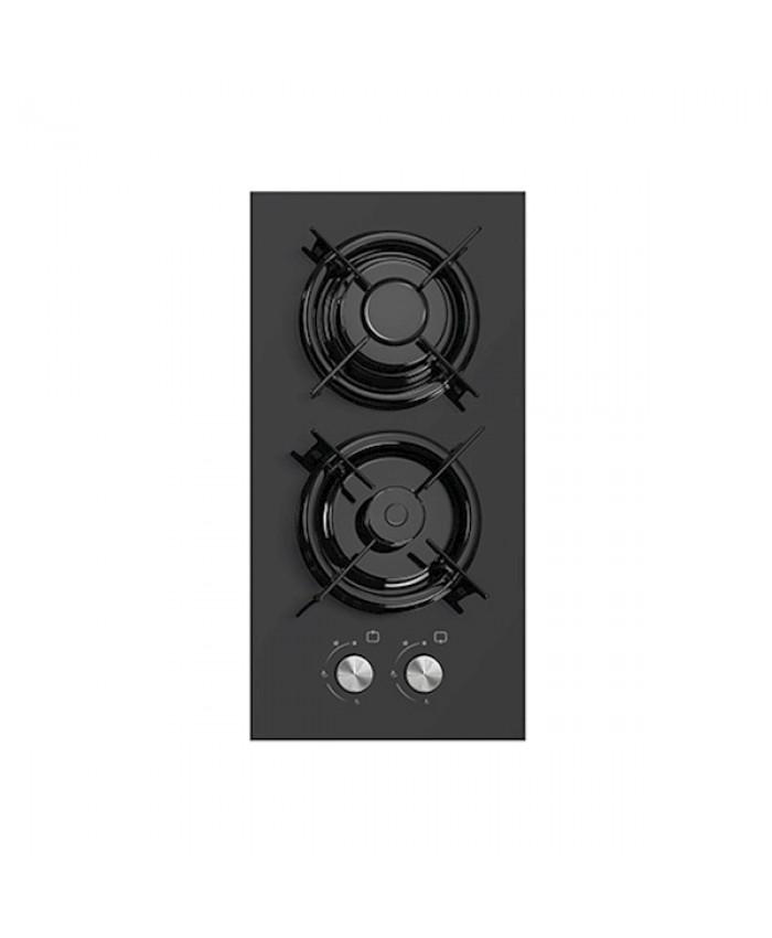 Luxell c3-20f -2 Gözlü Domino Setüstü Ocak