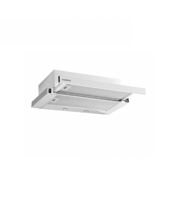 Luxell Ds6-905W Aspiratör Beyaz / OPAL