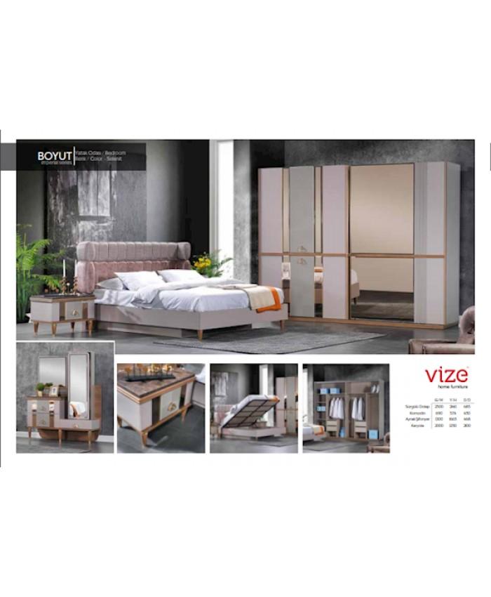 Vize Boyut Yatak Odası Takımı
