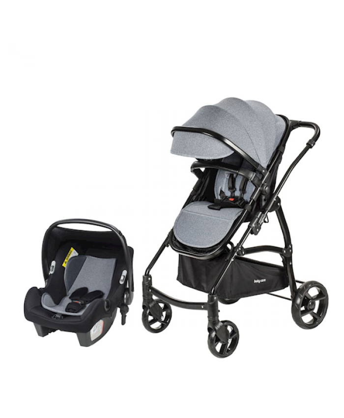 Baby Care Astra Safe Trıo BC-41 Renk D (Oto Koltuklu) Bebek Arabası