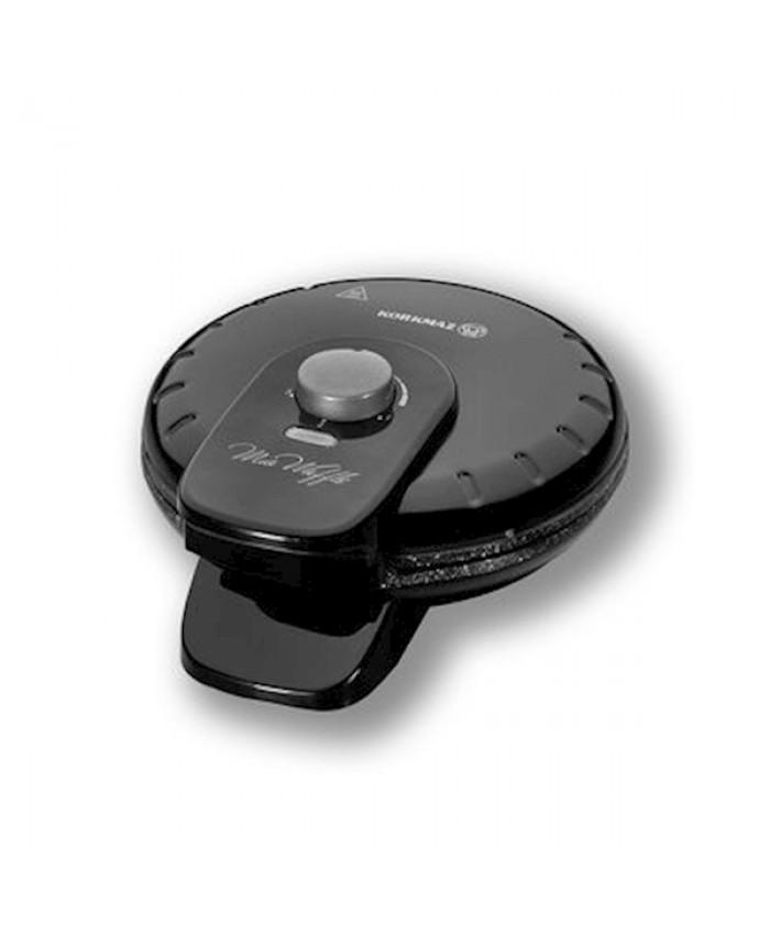 Korkmaz A319-05 Mia Waffle Makinesi Siyah