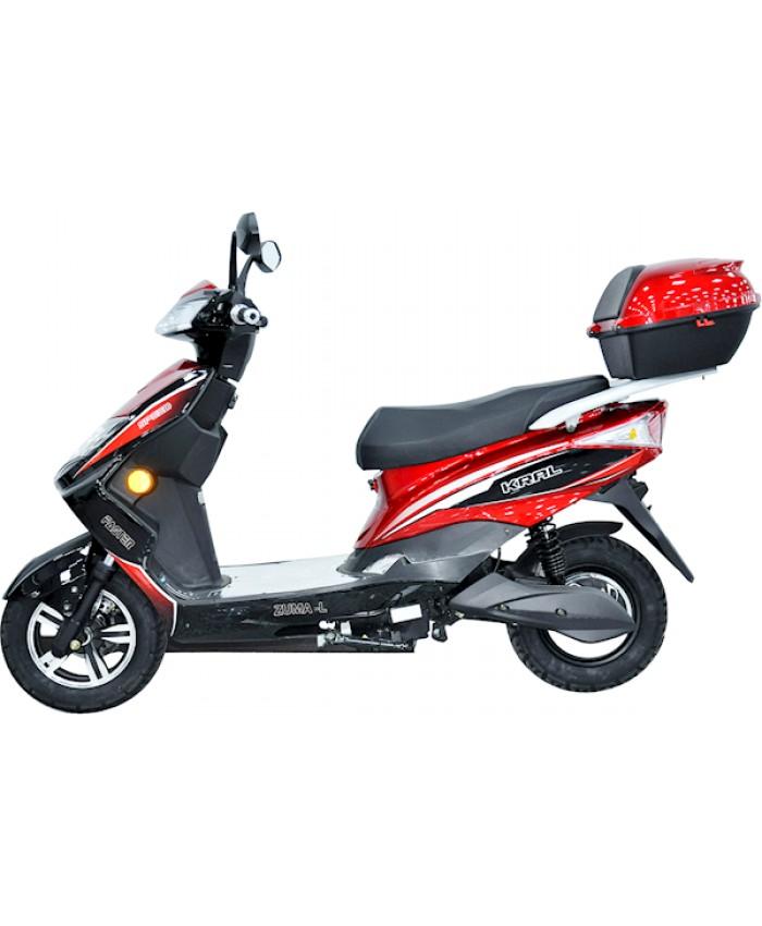 Kral Kr-203 Tongo L Elektrikli Motorsiklet Kırmızı
