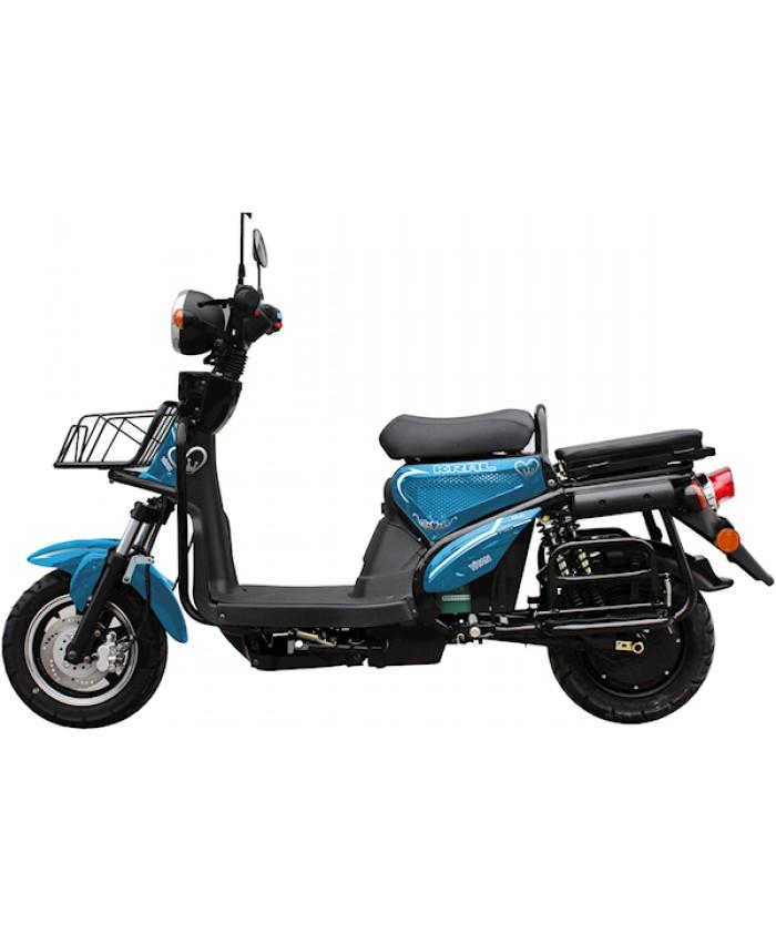 Kral Kr-51 Titan 5000 Elektrikli Motorsiklet Mavi