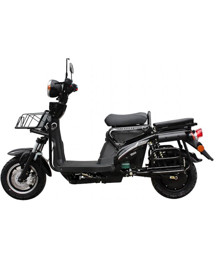 Kral Kr-51 Titan 5000 Elektrikli Motorsiklet Siyah