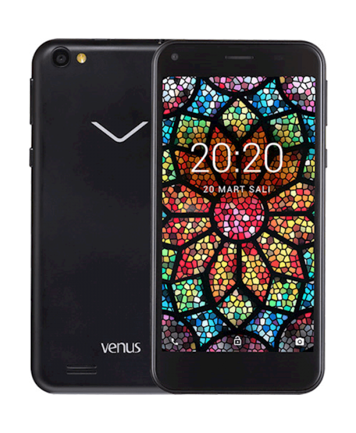 Vestel Venüs Go Siyah Cep Telefonu