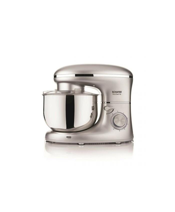 Schafer Pro Chef XL Standlı Mikser Gümüş