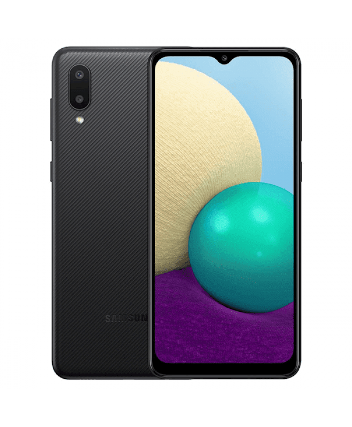 Samsung Galaxy A02 32 Gb Siyah Cep Telefonu