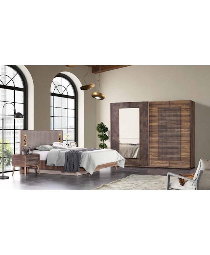 Vize Vintage Yatak Odasi Takımı Bazalı