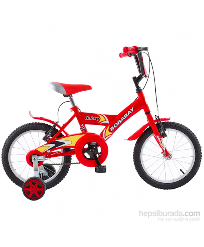 Borabay Galaxy 178  16 Jant Bisiklet