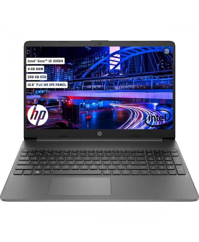 HP 2N2N8EA İ3 İşlemcili 11 Nesil 4 GB 256 GB Sdd 15.6 Freedoss Notebook