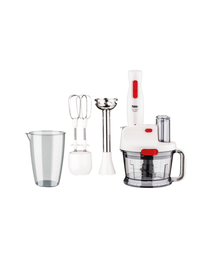 Fakir Mr Chef Quadro Blender Set Krem