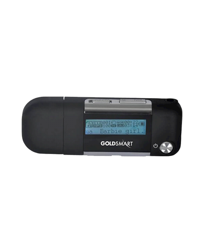 Goldmaster MP3-153 4 GB Goldsmart